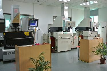 Dongguan Kingrui Precision Mould Co.,LTD